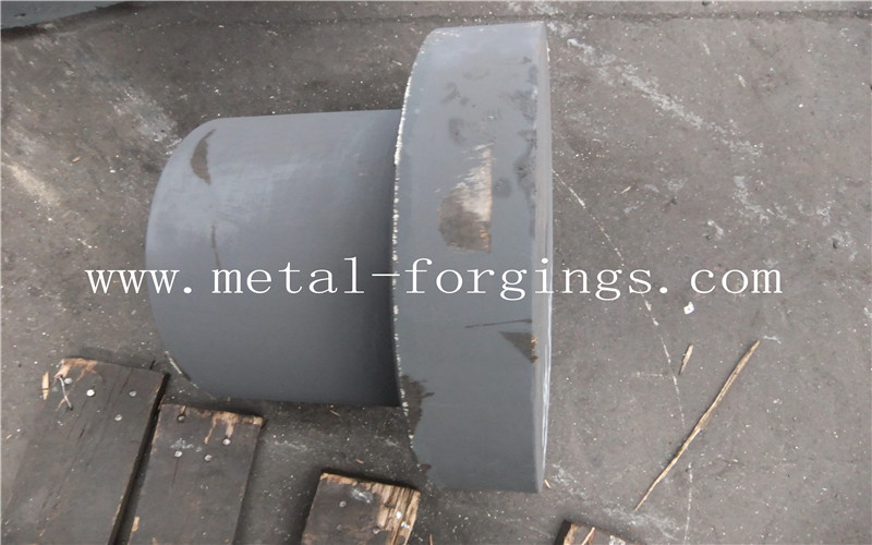 Open Die Forging Of Ball Valve Cover Balls Flange Gear Shaft Mechanical Parts
